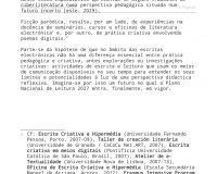 Rui Torres e César Figueiredo, A ciberliteratura (re)velada (3/36)