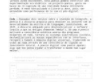 Rui Torres e César Figueiredo, A ciberliteratura (re)velada (11/36)