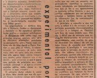 Notas sobre a moderna poesia experimental portuguesa (1/1)