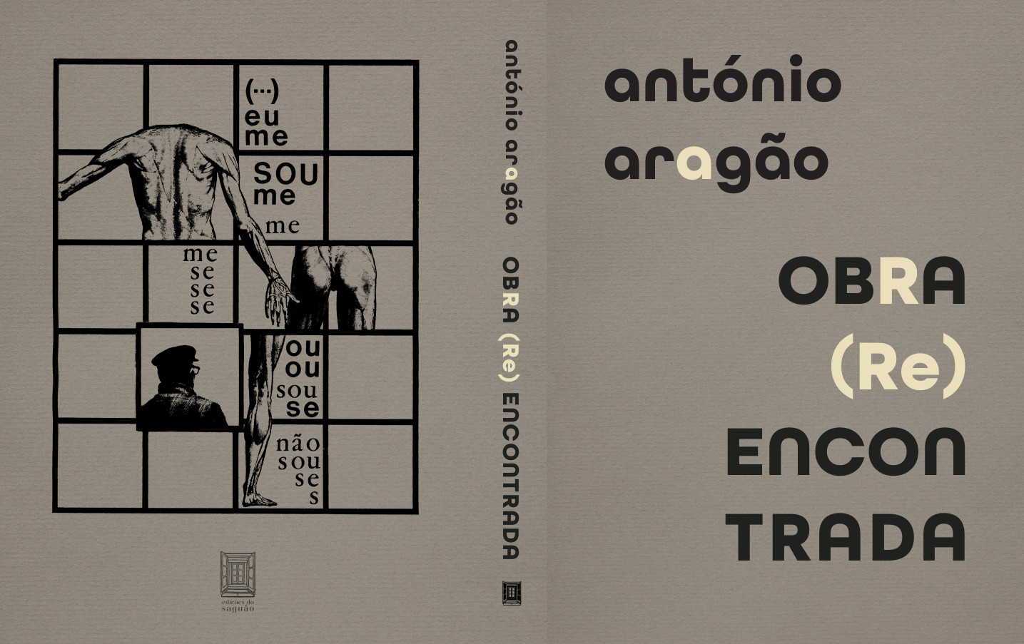 António Aragão, Obra (Re)Encontrada, Edições do Saguão, 2021